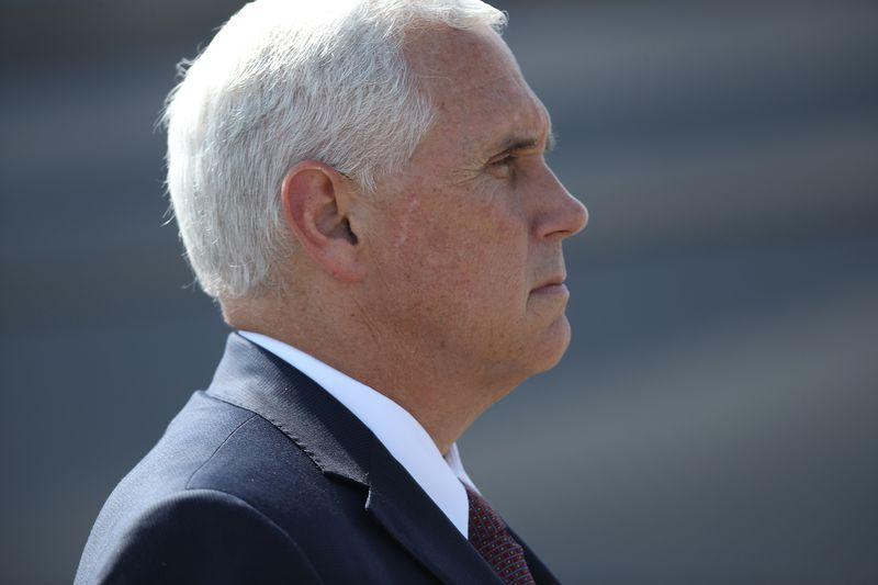 As governor of Indiana, Vice President Mike Pence signed a law that stiffened drug penalties.