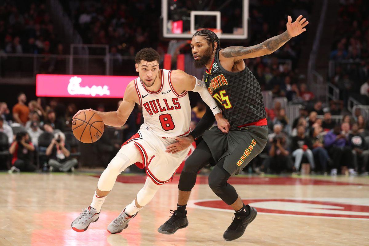 NBA: Chicago Bulls at Atlanta Hawks
