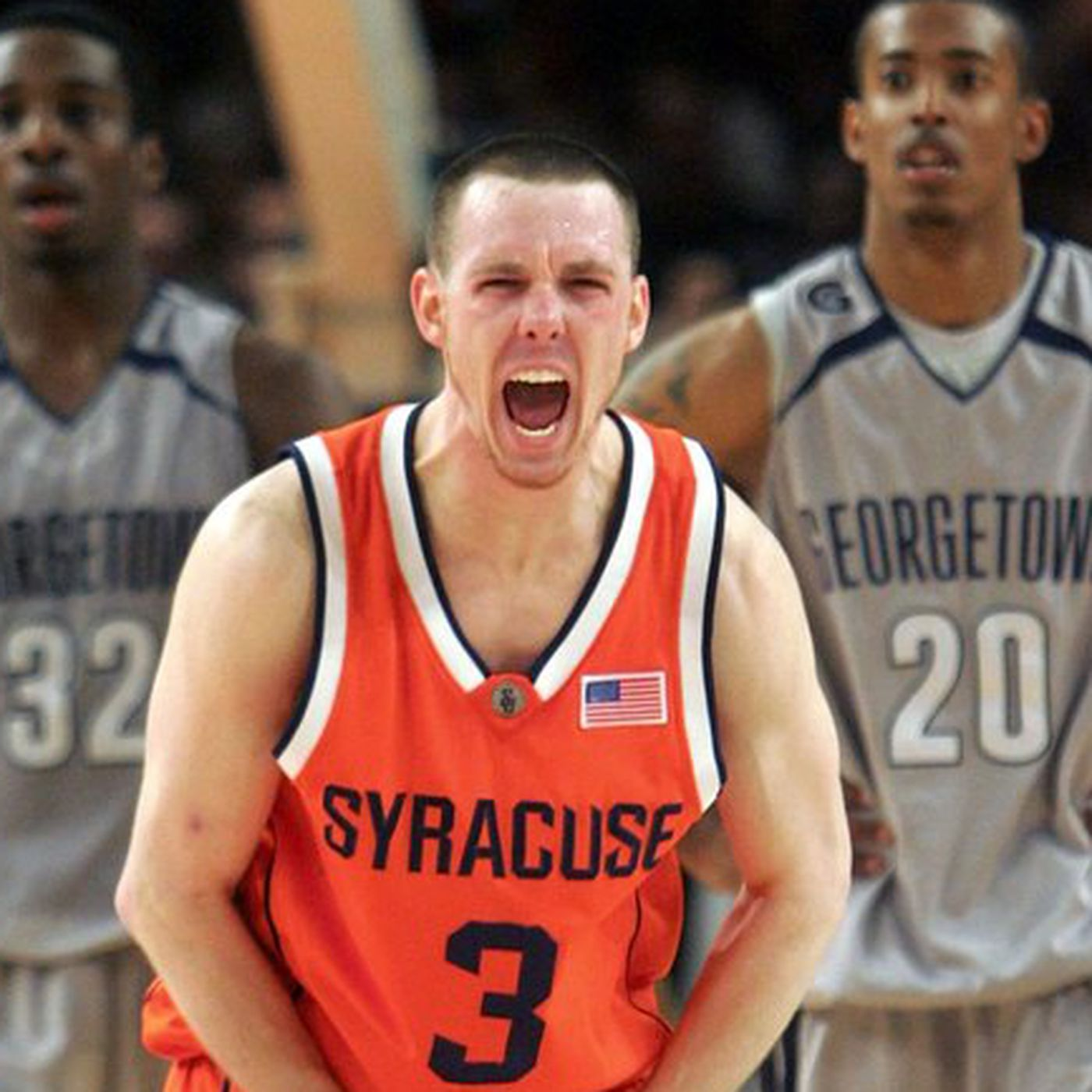 0ebb7f72cd9237 Big East Tournament Flashback  Gerry McNamara cements his legacy at Syracuse  - Big East Coast Bias