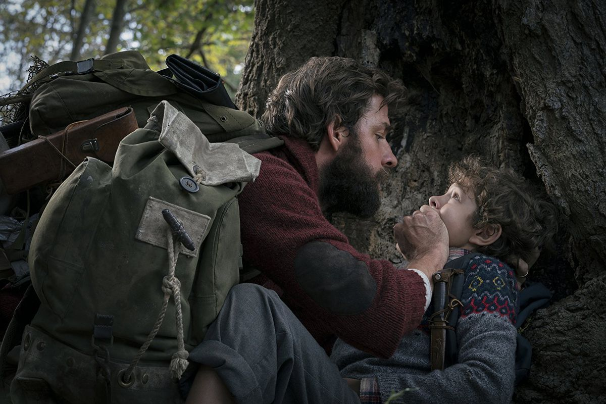 A Quiet Place's box office success shows why it's a film America