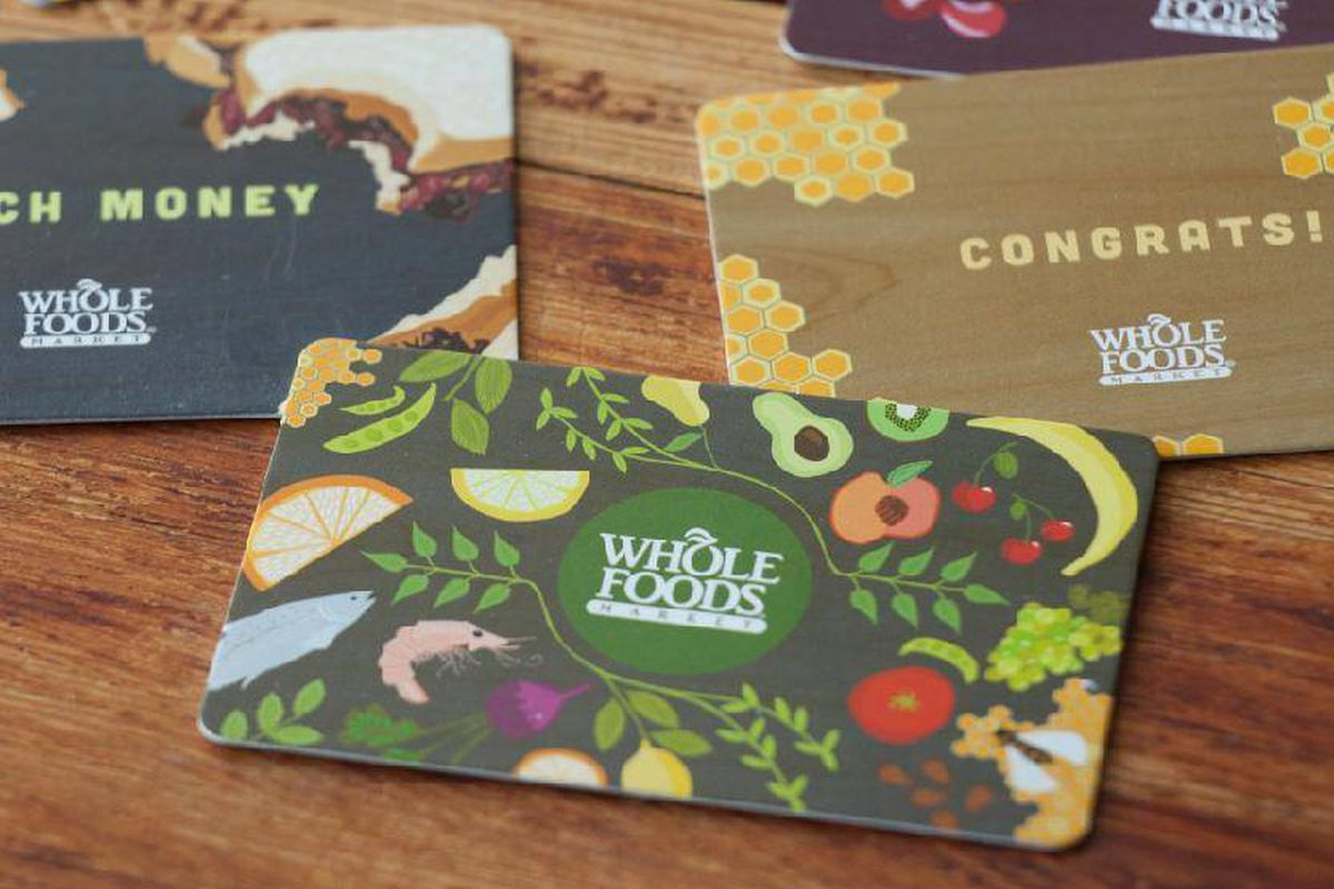 Why You Shouldn\'t Buy Whole Foods Gift Cards Online - Eater