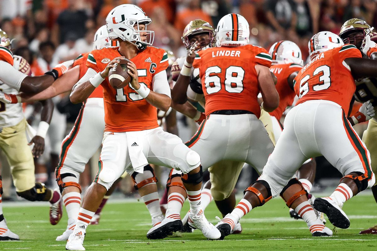 Can Brad Kaaya rebuild his stock and stop the Hurricanes' recent slide?