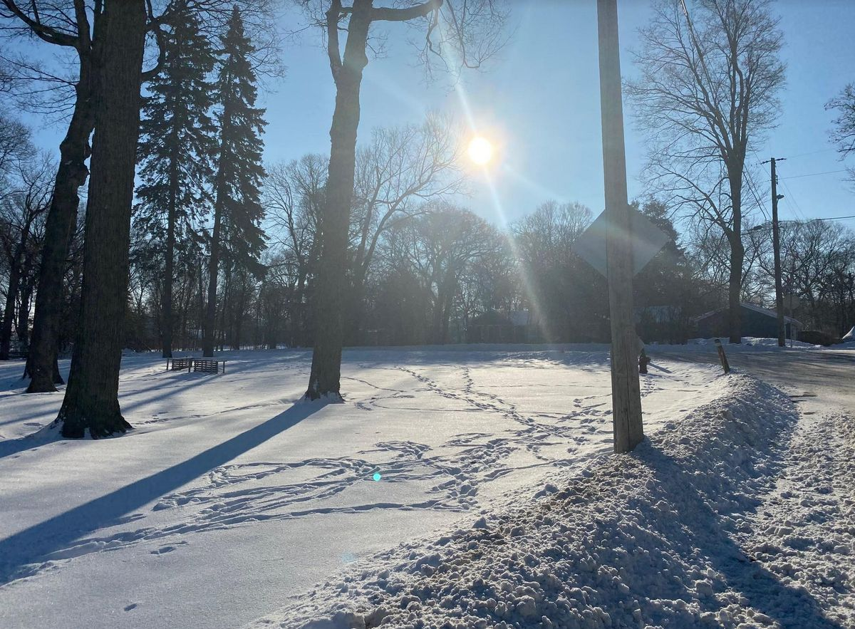 Ice Fog Gives Way To Icy Front Last 10 Days of January