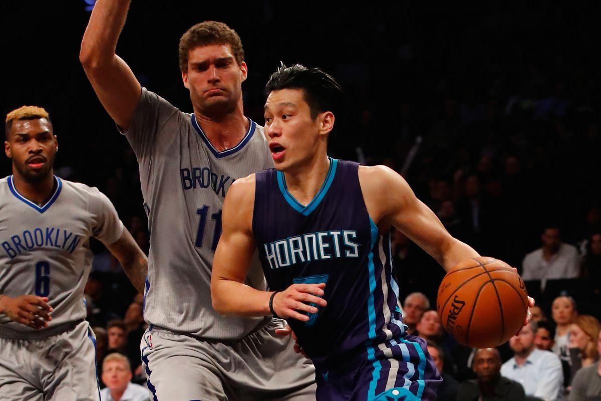 Charlotte Hornets v Brooklyn Nets