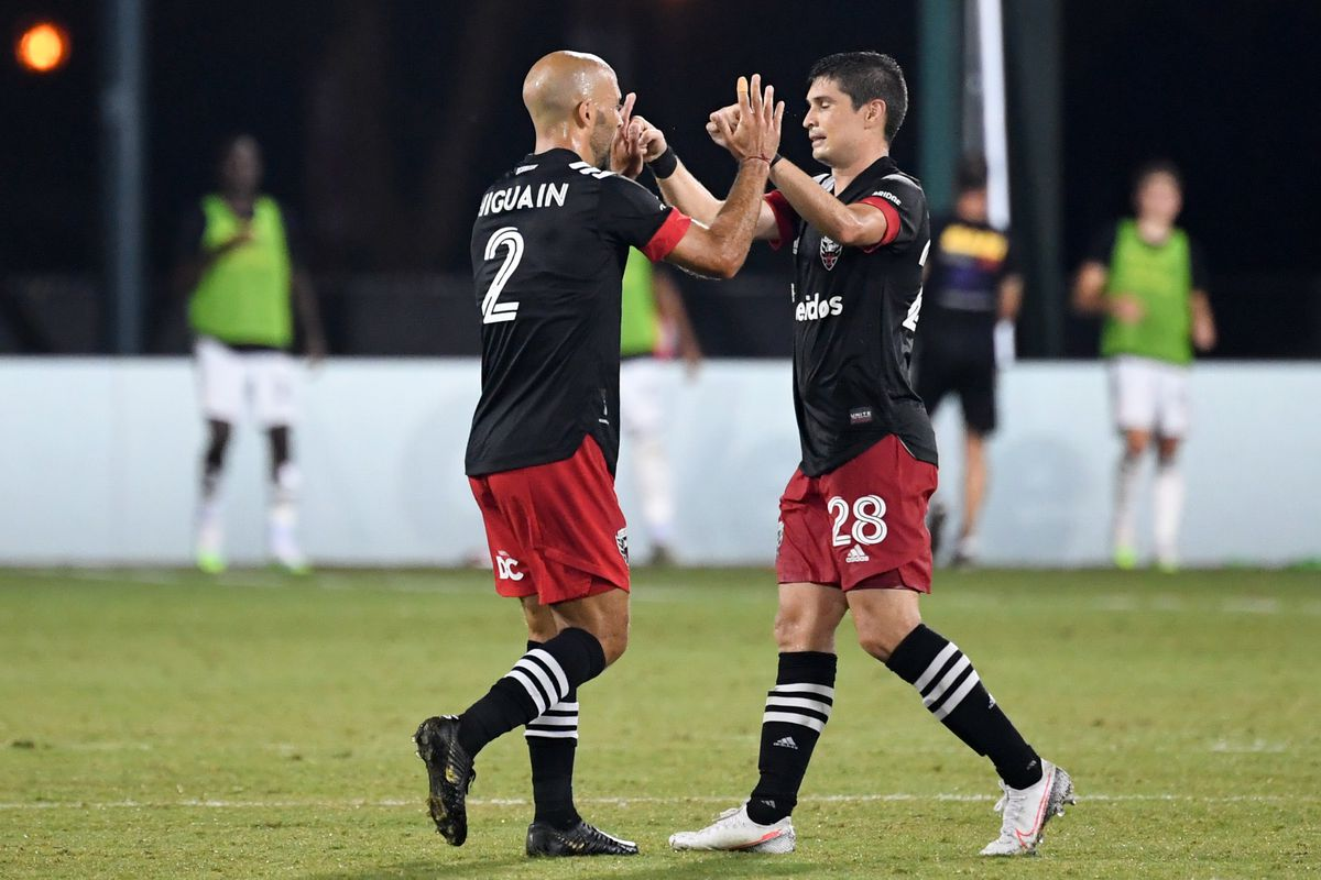 How D C United Can Qualify For The Mls Is Back Knockout Round Black And Red United