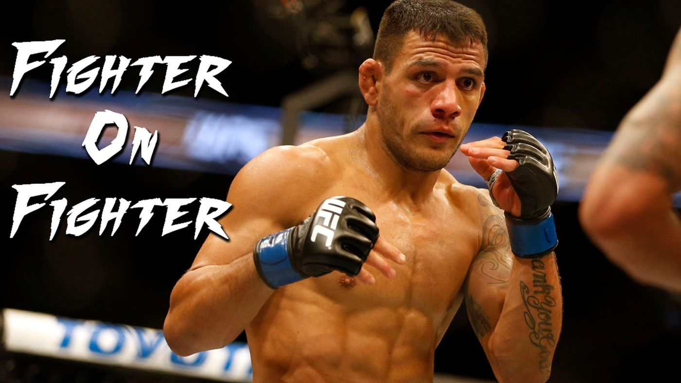 Fighter on Fighter: Breaking down UFC on ESPN 4's Rafael dos Anjos