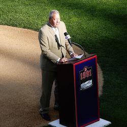 Master of Ceremonies: Dick Bremer