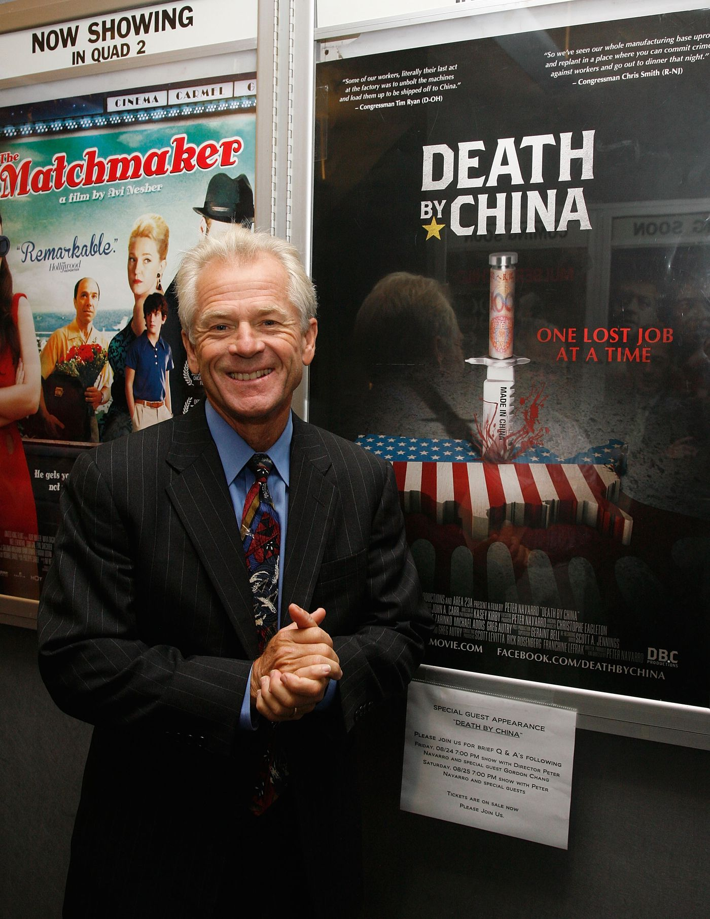 I read Trump's trade adviser's anti-China book  It's wilder than you