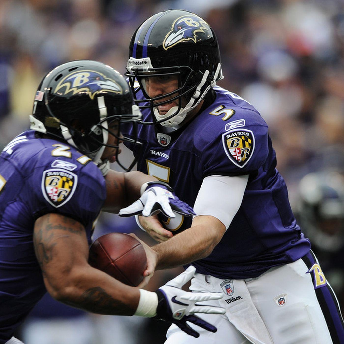 Ray Rice, Joe Flacco rank in top 50 of NFL jersey sales ...