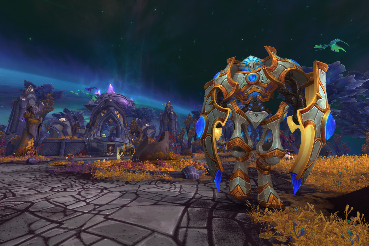 world of warcraft s story is heading a
