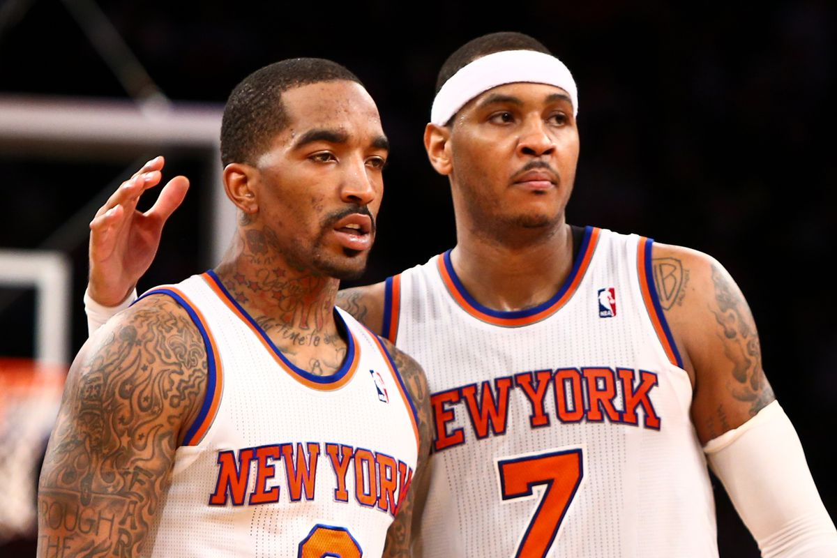 37334f584 Knicks vs. Nuggets preview  Melo