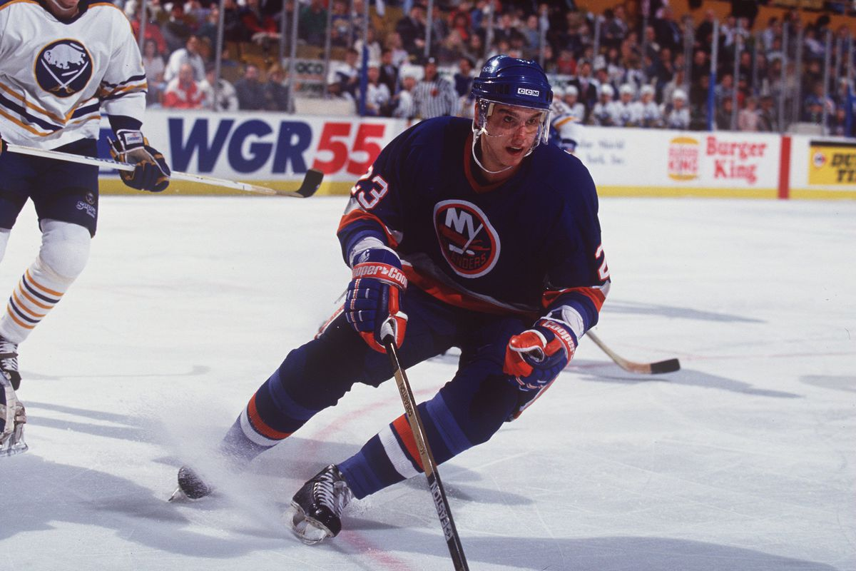 You have to go back a ways for a Russian draft pick who panned out with the Isles.