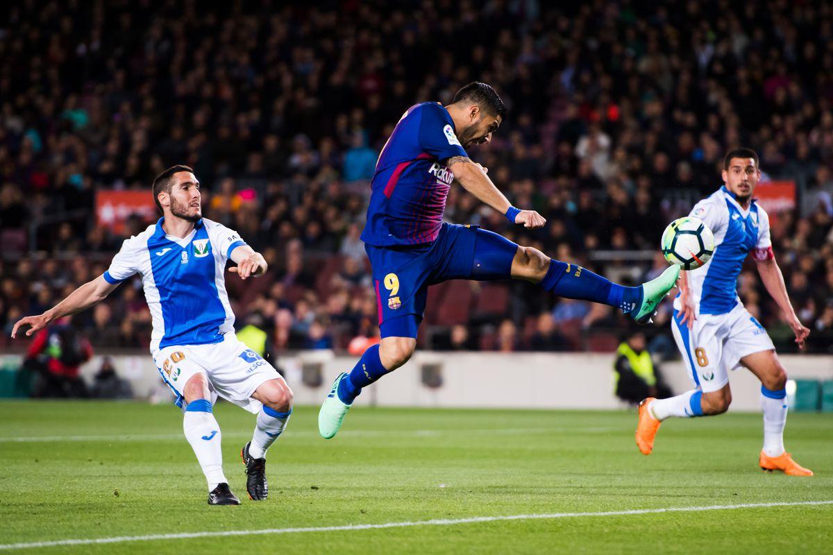 Barcelona v Leganes - La Liga
