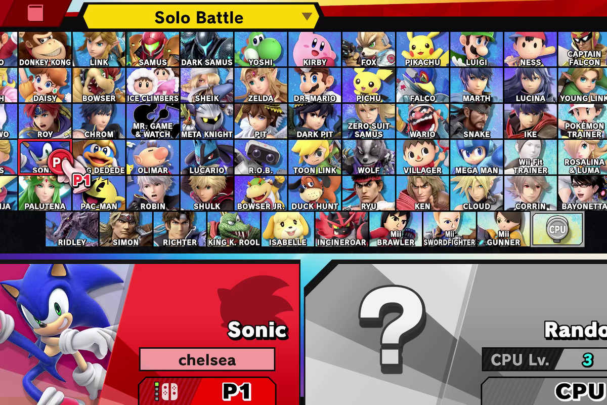 How to unlock every Super Smash Bros. Ultimate character as fast as  possible Gotta go fast