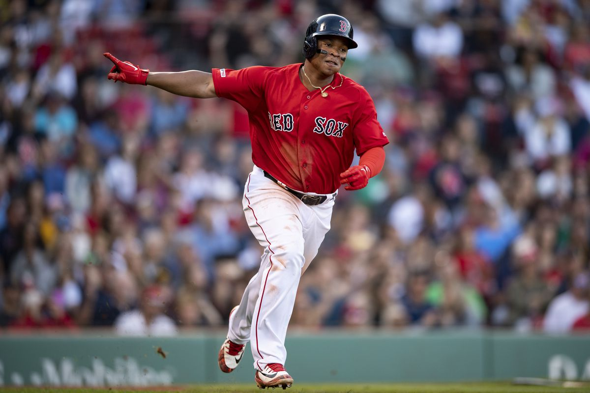 2019 Red Sox Review: Rafael Devers