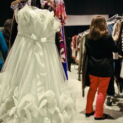 You might even find your wedding dress!