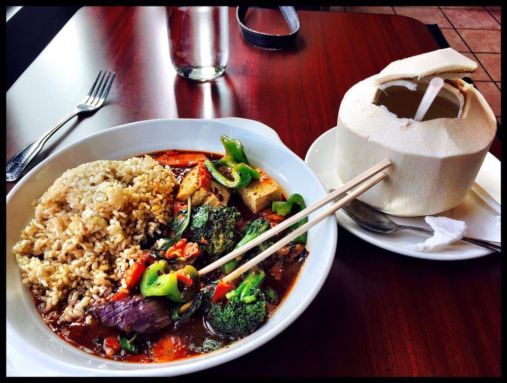In The Bowl Vegetarian Noodle Bistro