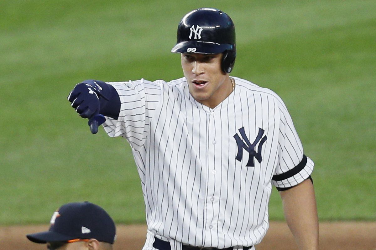 American League Championship Series - Houston Astros v New York Yankees - Game Five