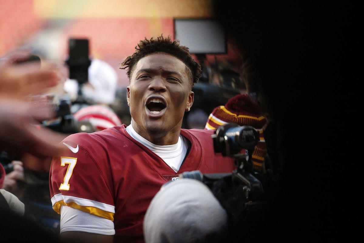 NFL: Detroit Lions at Washington Redskins