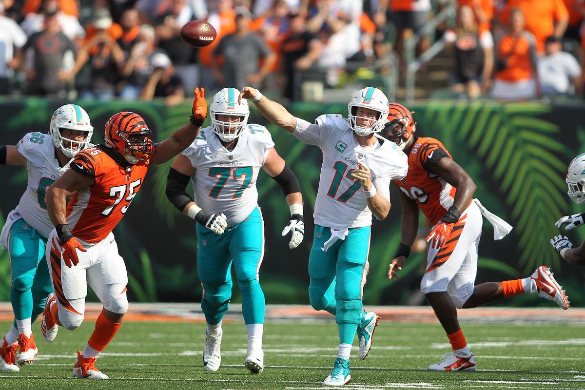 Miami Dolphins v Cincinnati Bengals