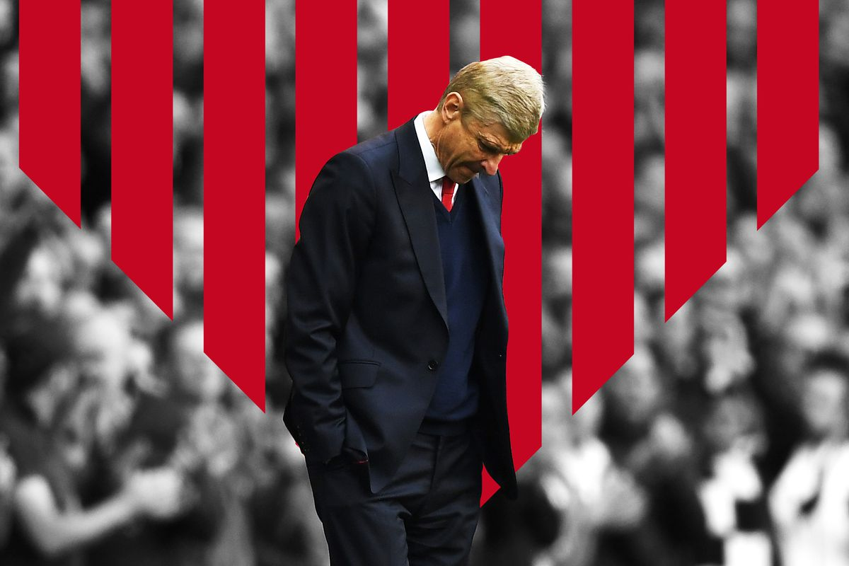 cd55d59d1c0 Arsenal has been failing the same way for 10 years under Arsene Wenger: A  timeline