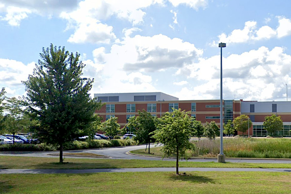 A bomb threat was reported Feb. 25, 2020 at Minooka Community High School in Channahon.