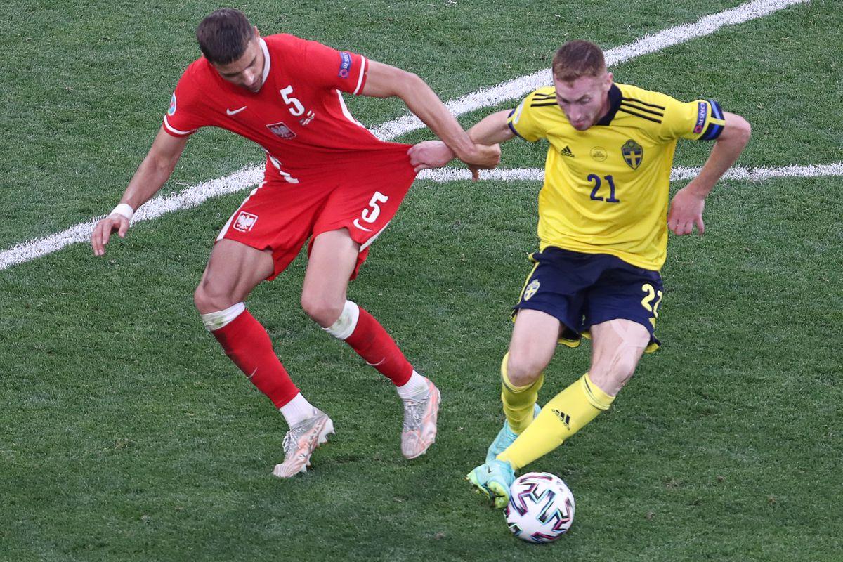 UEFA Euro 2020 Group Stage: Sweden 3 - 2 Poland