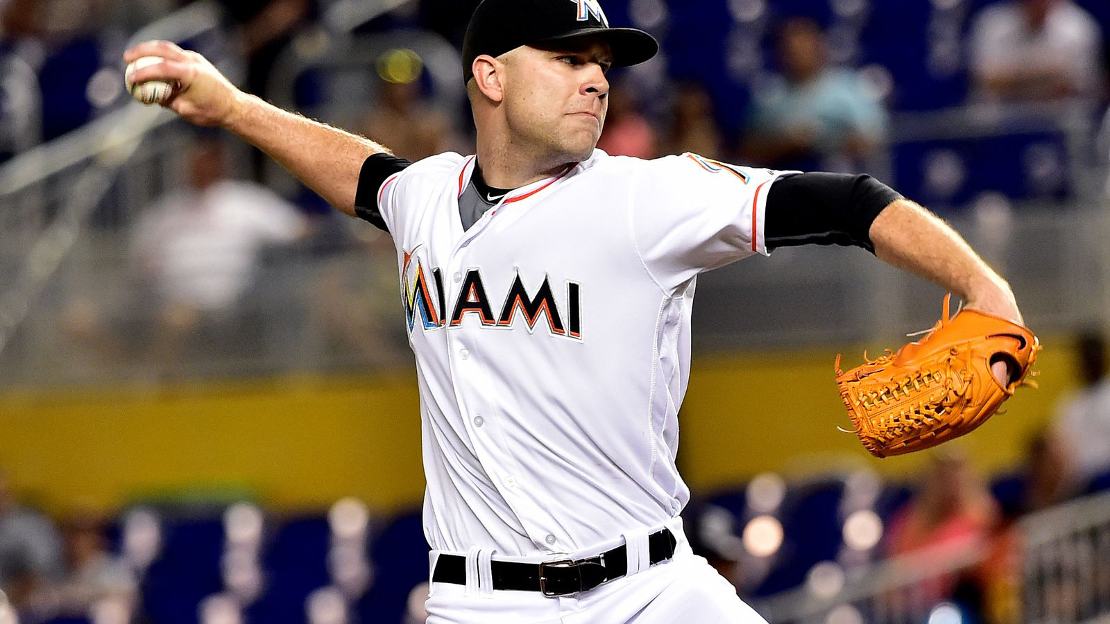 Marlins Place Phelps On DL
