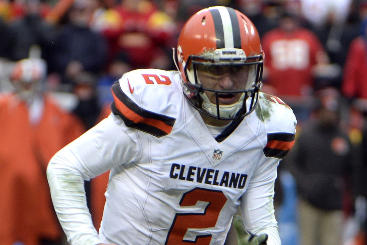 9e2527d69 Steelers-Browns Injury Report: Concussions Get Johnny Manziel, Tramon  Williams for Week 17