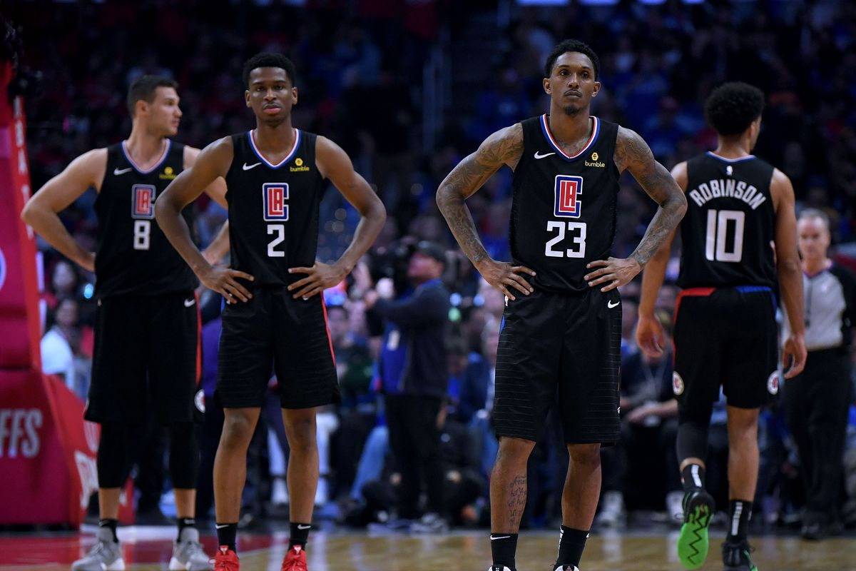 97c5fcda3f7 The Los Angeles Clippers' run to an overachieving 48-win season started  from the very beginning of 2018-19 and never stopped, no matter how hard it  often ...