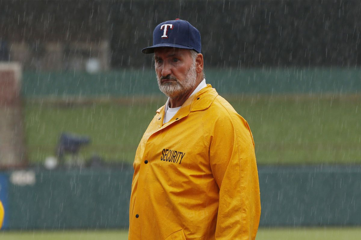 The 2014 Rangers season, summed up in one photo