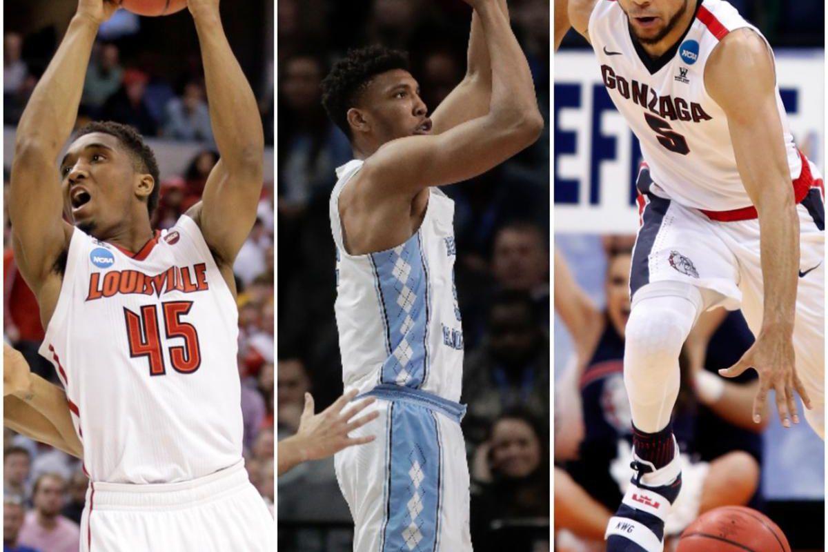 Donovan Mitchell, Tony Bradley and Nigel Williams-Goss are the 2017 NBA draft picks for the Utah Jazz
