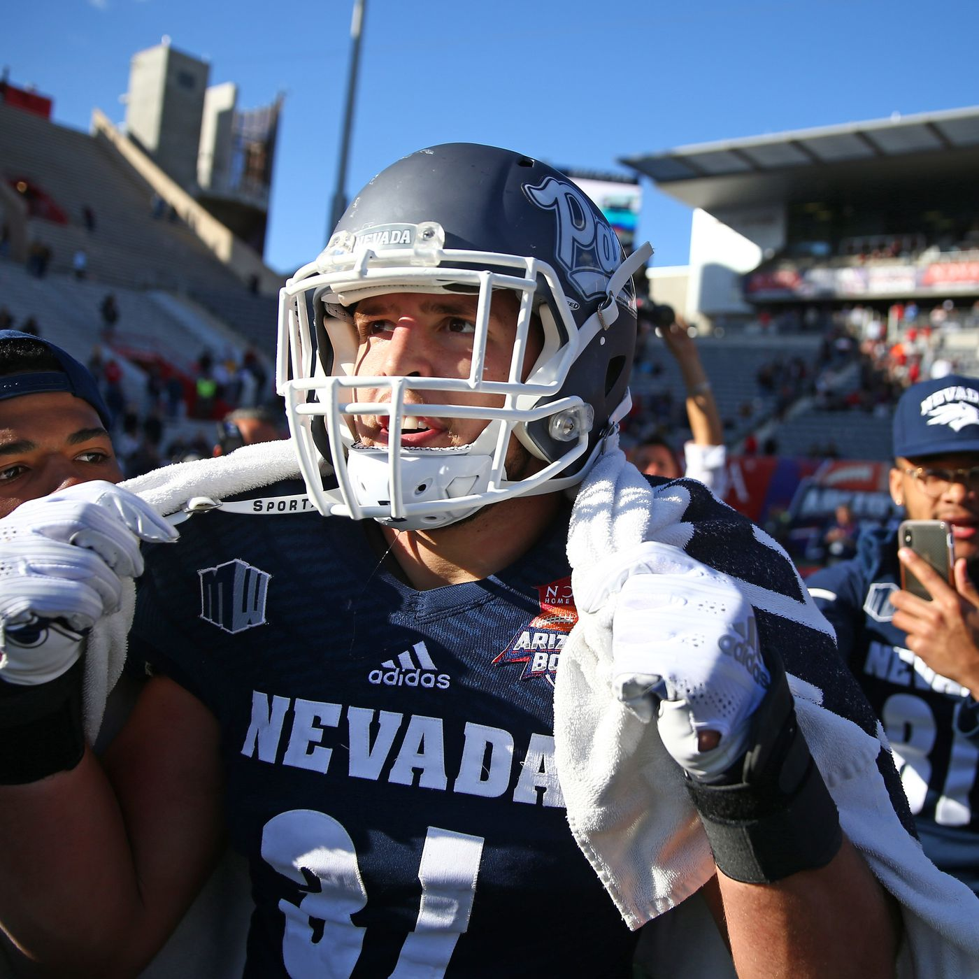 2019 Recruiting Breakdown Nevada Mountain West Connection