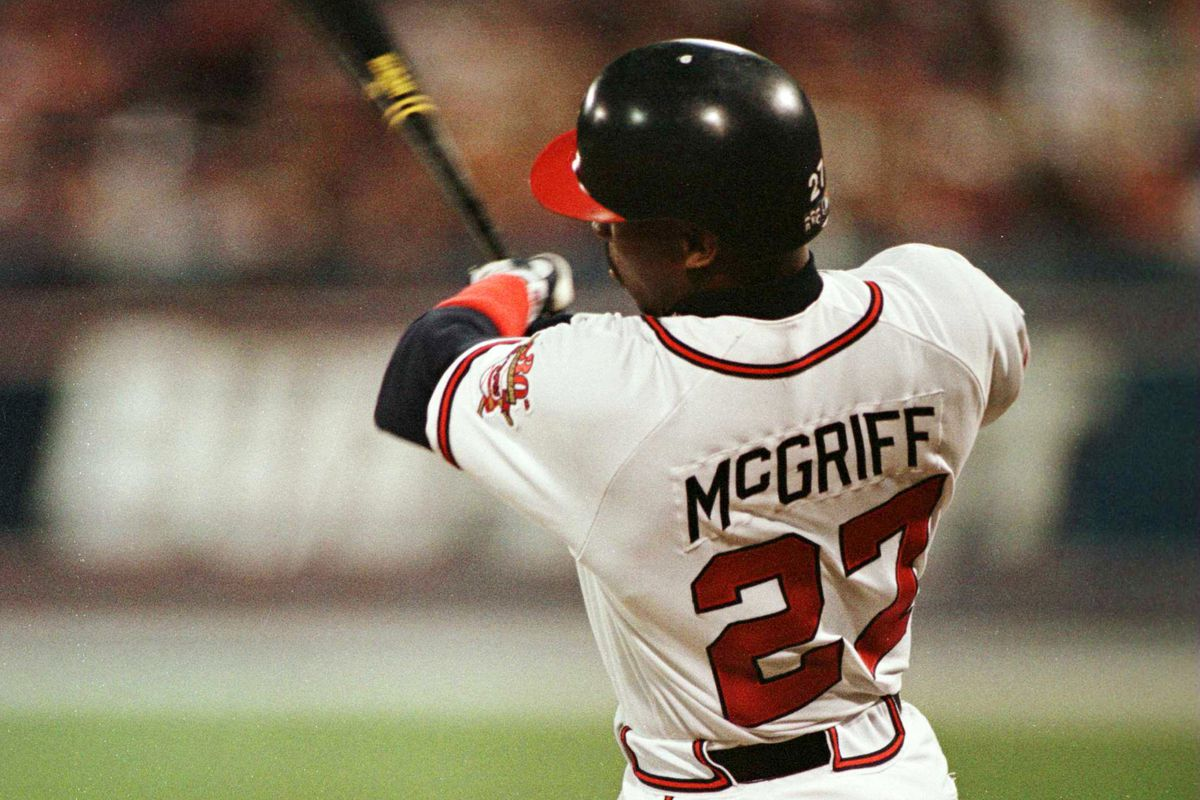 Fred McGriff should be a Hall of Famer - Beyond the Box Score