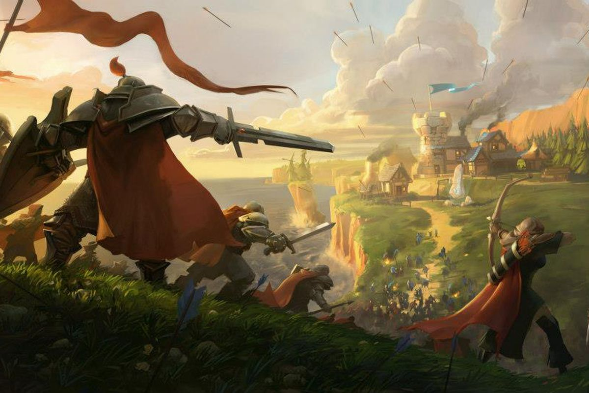 Sandbox Games reveals 'first true cross-platform MMO' Albion Online