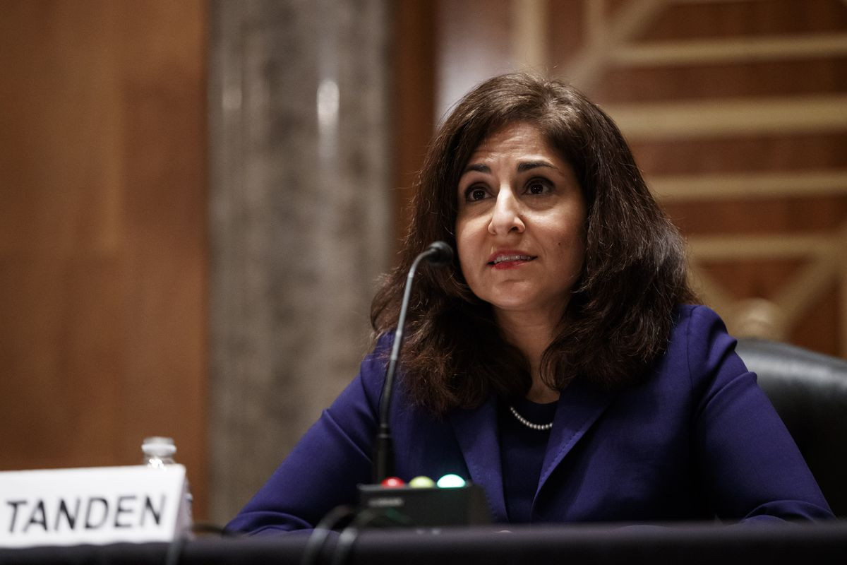 Senate Homeland Security Committee Hears Testimony From Nominee For OMB Director Neera Tanden