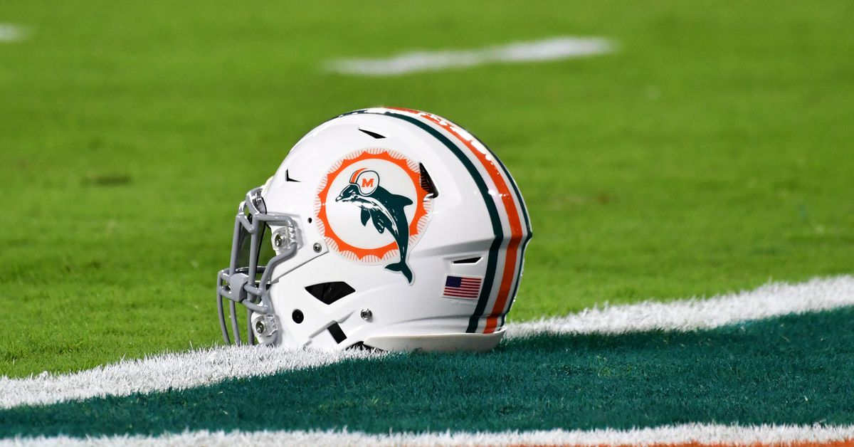 Dolphins announce official reporting dates for the start of training camp