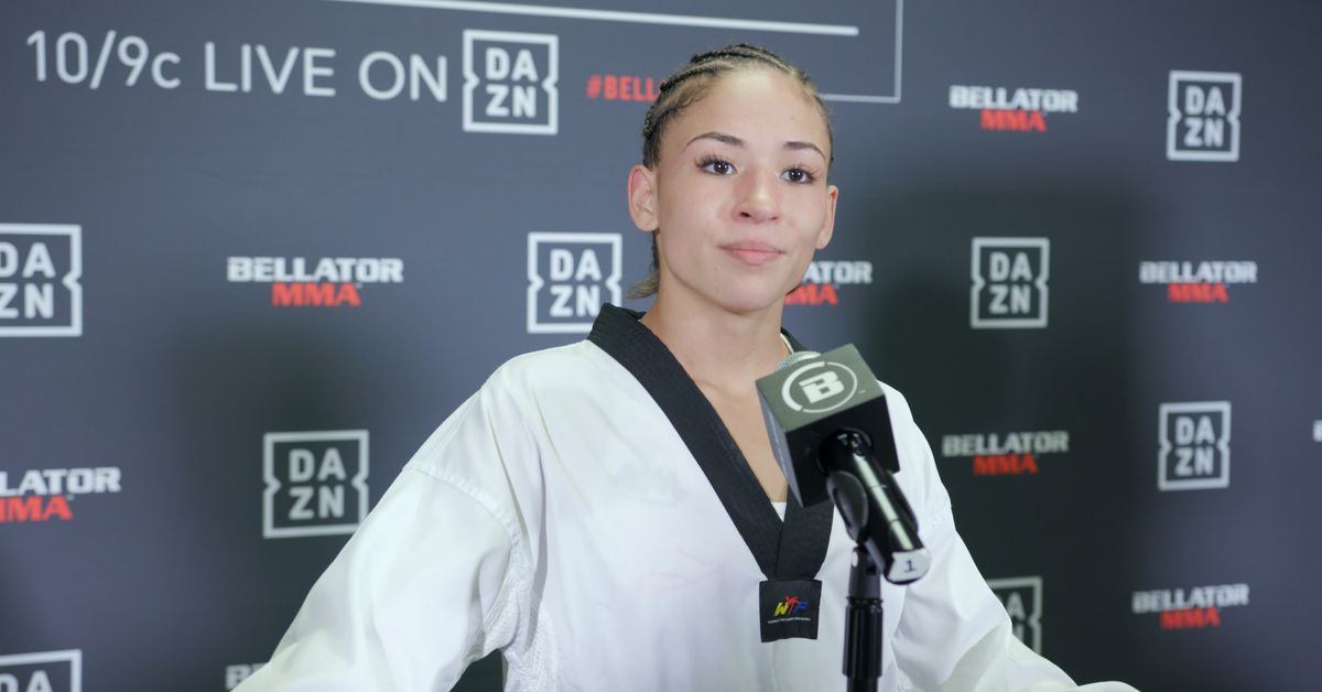 After win, Bellator will 222 Valerie Loureda proclaims  she