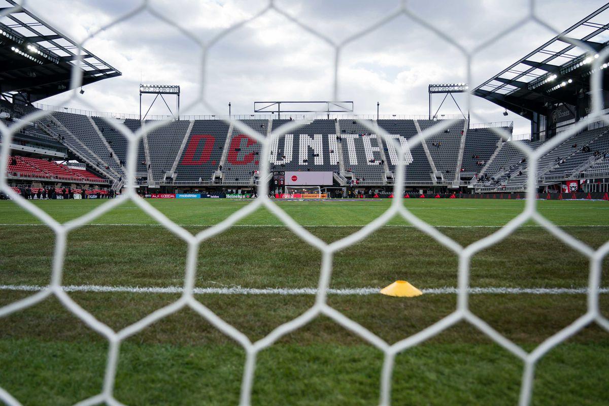 MLS: Colorado Rapids at D.C. United