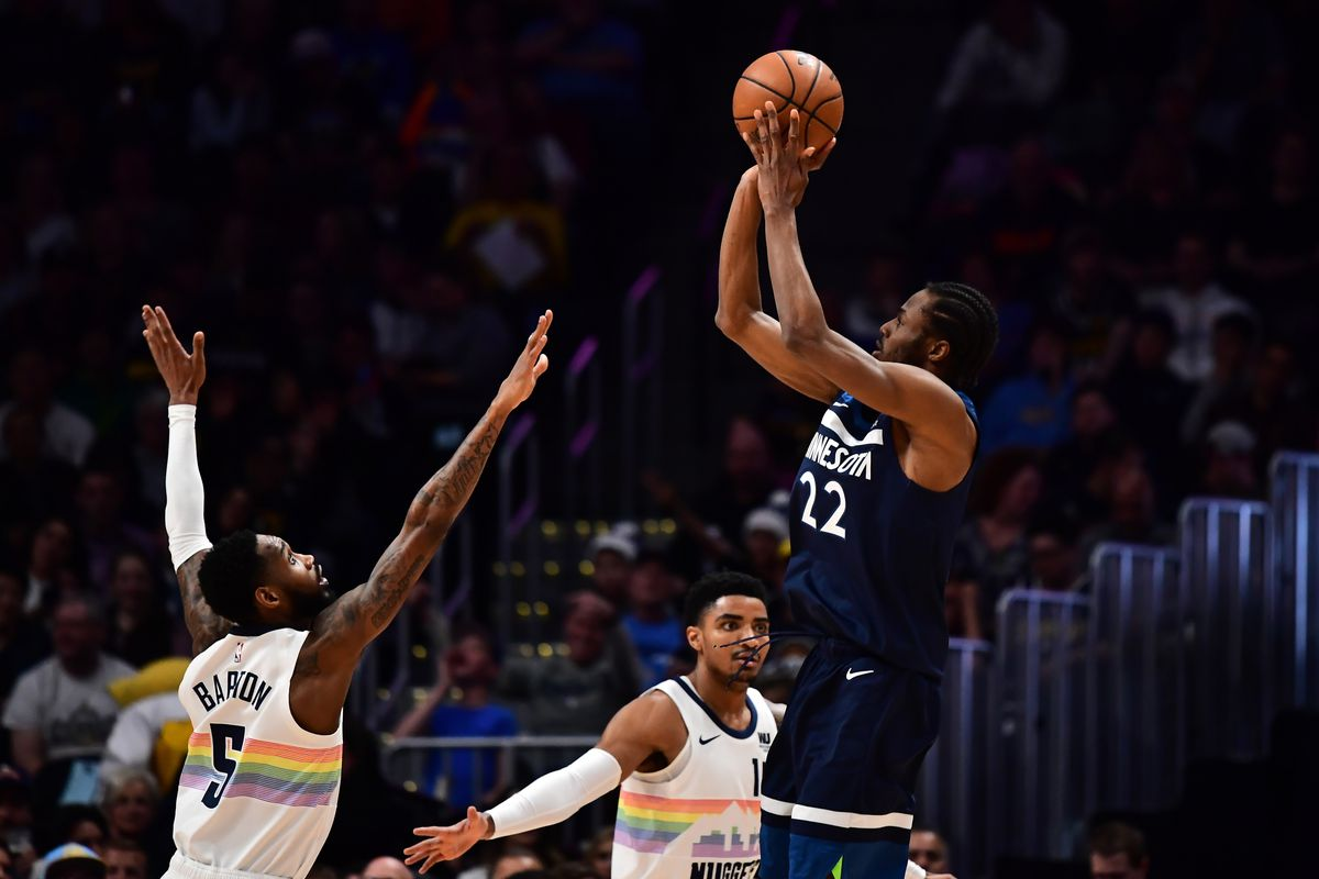 Sharing Time For October 2019 Ideas Andrew Wiggins, Jeff Teague, and New Ideas: How Does Gersson Rosas