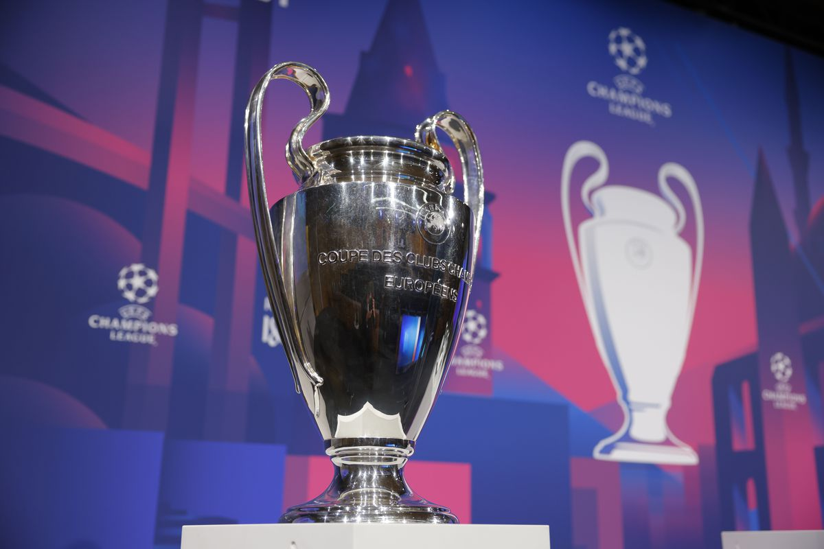 UEFA announce new expanded non-super Champions League format - We Ain't Got  No History