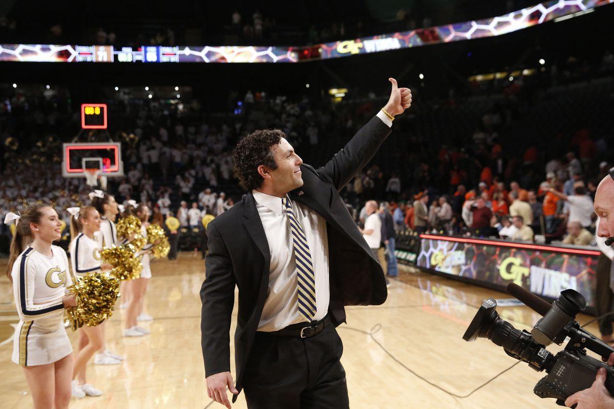 NCAA Basketball: Syracuse at Georgia Tech