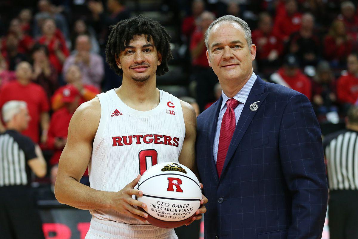 Maryland v Rutgers