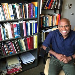 Dr. Wijitha Bandara, a former Buddhist monk, now teaches religion at Salt Lake Community College. He will be a presenter at the Parliament of The World's Religions when it convenes in Salt Lake Oct. 15-19.
