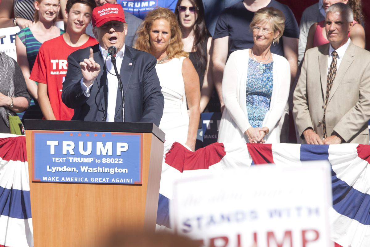 Donald Trump is preparing to take the big money donations he campaigned against in the Republican primary.