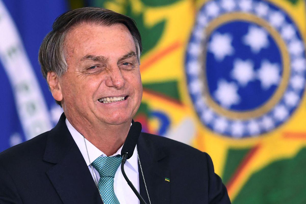 BRAZIL-POLITICS-BOLSONARO