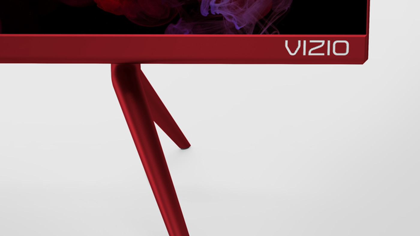 vizio is making a red tv to raise money for aids awareness the verge