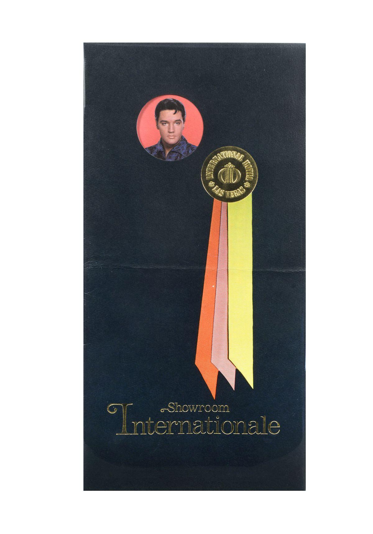 International menu