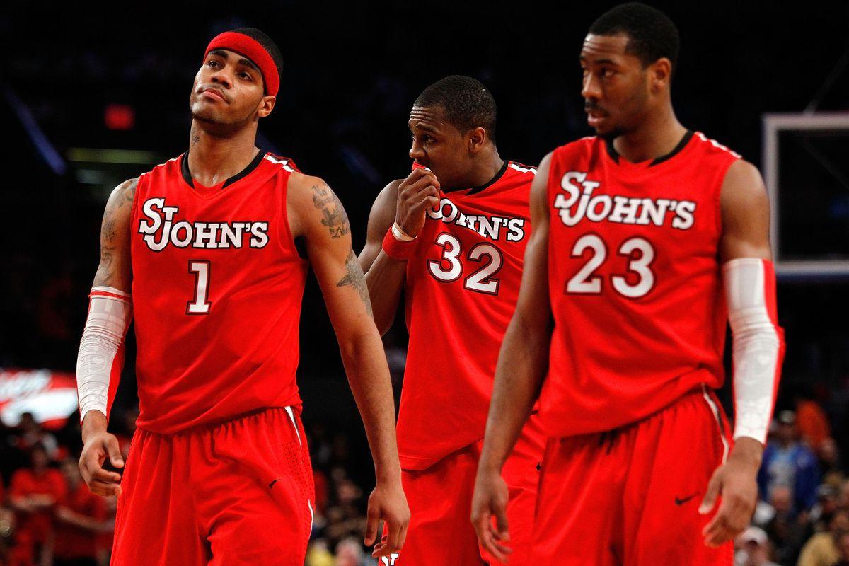 Big East Basketball Tournament: Marquette v St. John's