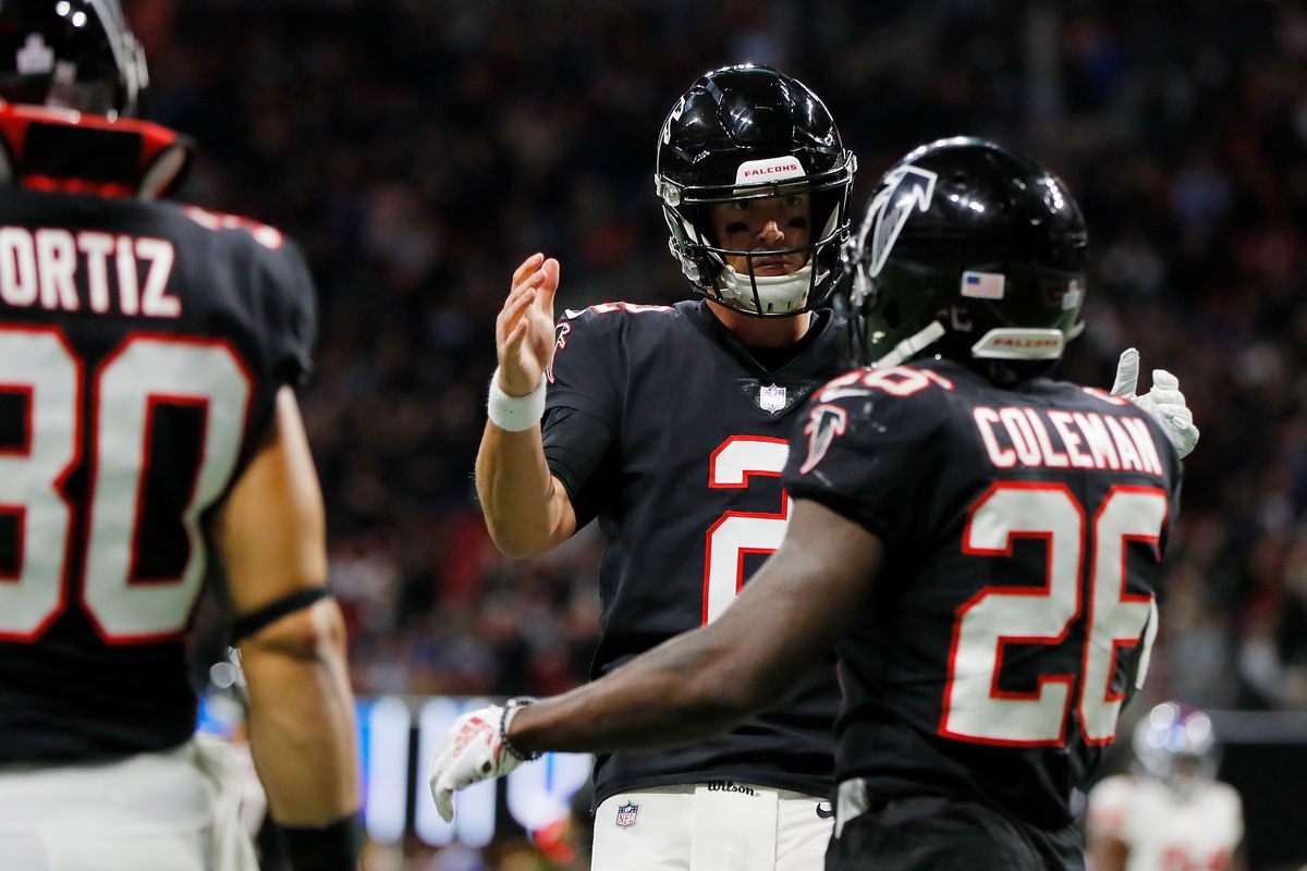 the falcons could still make the playoffs if they win some key games